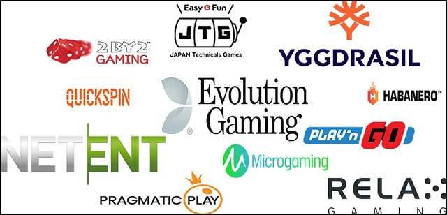 RNGを使用したゲームとソフトウェア会社の存在