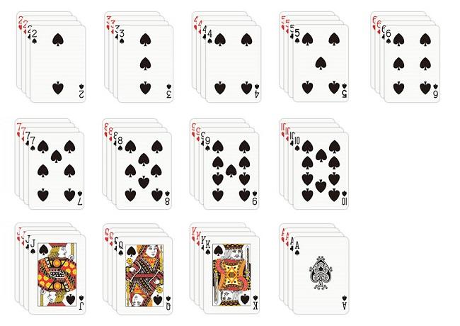 デック(デッキ)=カードの束