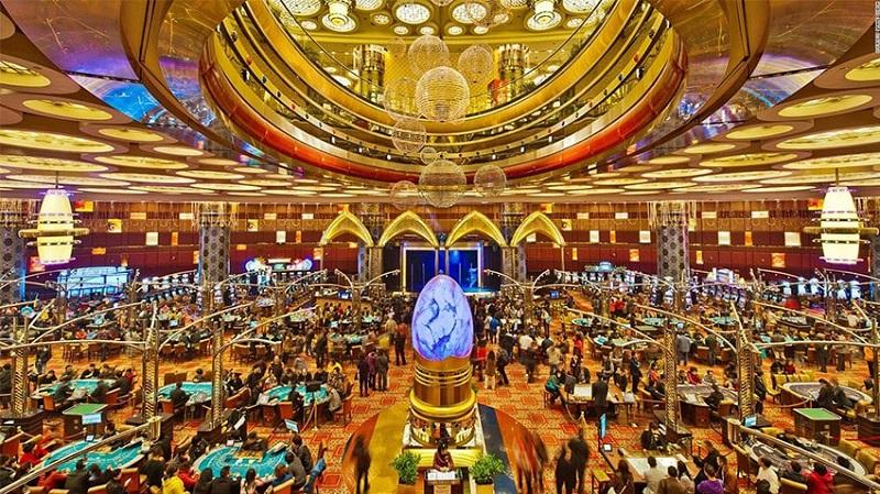 マカオのランドカジノ