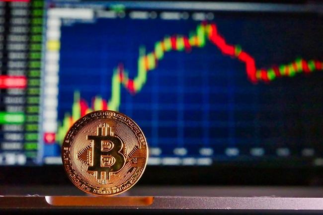 ビットコインの価格変動がとても激しい