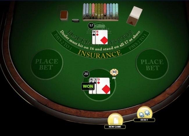 アップカード7以上は、プレイヤーハンド17以上までヒット